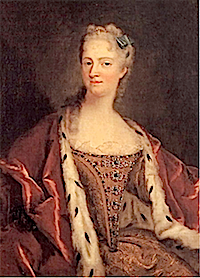 1747 (before) Katarzyna Opalinska by ? (location unknown to gogm)