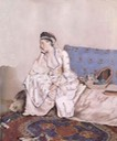 1748 Another version of Mary Gunning by Jean Étienne Liotard (location unknown to gogm) From Marije Slijkerman