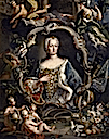 1748 Maria Theresia by ? (location unknown to gogm)