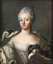 1750 Lovisa Ulrika by Gustav L. Lundberg (Royal Armoury, Skokloster Castle and The Hallwyl Museum - Stockholm Sweden)