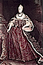 1752-1770 (some time) Maria Theresia by Martin van Meytens (Hofburg, Innsbruck)