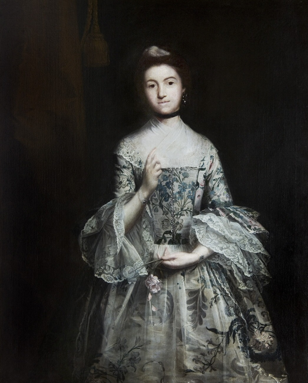1755 Anne Molesworth, Née Adair, By Sir Joshua Reynolds