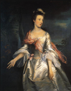 1755 Lucy, Lady Strange by Sir Joshua Reynolds (private collection)