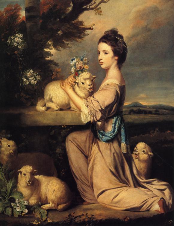 1764 in art