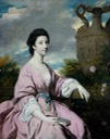 1765 Countess of Clanwilliam (Miss Hawkins-Magill), of Gill Hall, Dromore, by Sir Joshua Reynolds (National Museum of Northern Ireland - Belfast, UK) Wm X 1.5