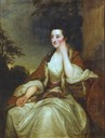 1775 Lady Louisa Conolly by Sir Joshua Reynolds (Castletown House - Celbridge, County Kildare Ireland)