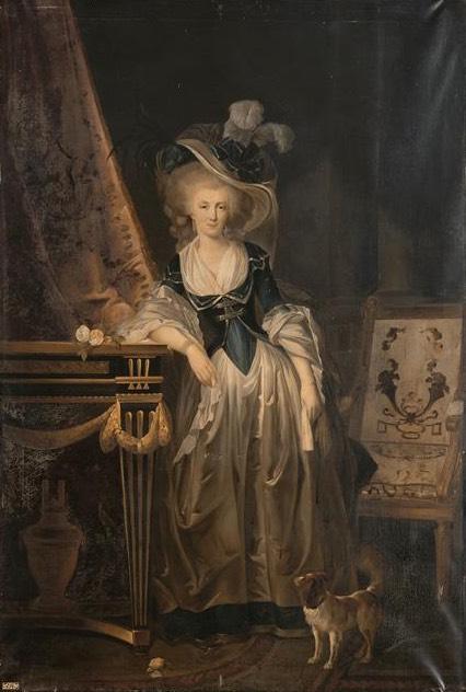 1776 Louise Marie Adlade De Bourbon Penthivre Duchesse