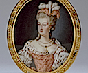 1778 miniature by Anne Vallayer-Coster (Walters Art Museum, Baltimore USA)
