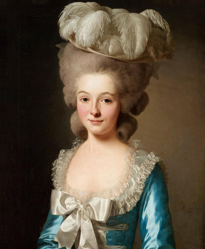 1780 french lady called mademoiselle de bionville by alexander 1780 french lady called mademoiselle de bionville by alexander roslin auctioned by bukowskis voltagebd Gallery