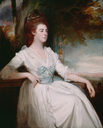1780/1782 Miss Maria Margaret Clavering by George Romney (Detroit Institute of Arts - Detroit, Michigan, USA) From the museum's Web site