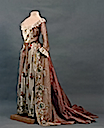 1780s Court dress of Empress Maria Fyodorovna (State Hermitage Museum - St. Petersburg Russia)