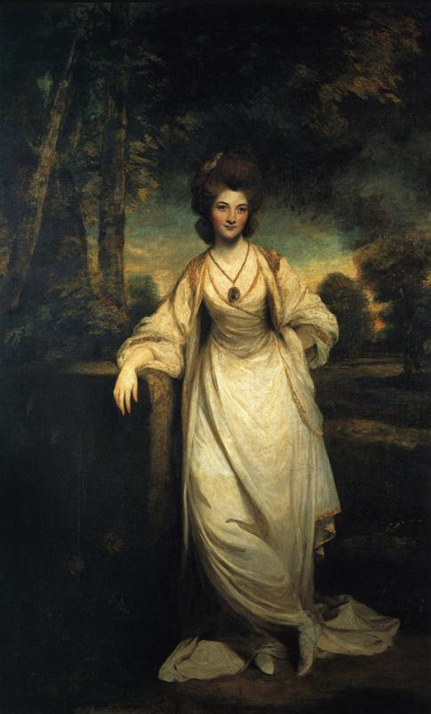 1781 Lady Elizabeth Compton by Sir Joshua Reynolds (National Gallery of Art - Washington, DC USA) From www.wikipaintings.org:en:joshua-reynolds: