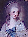 1781 Princesse de Lamballe pastel by Élisabeth-Louise Vigéee-Lebrun (location unknown to gogm)