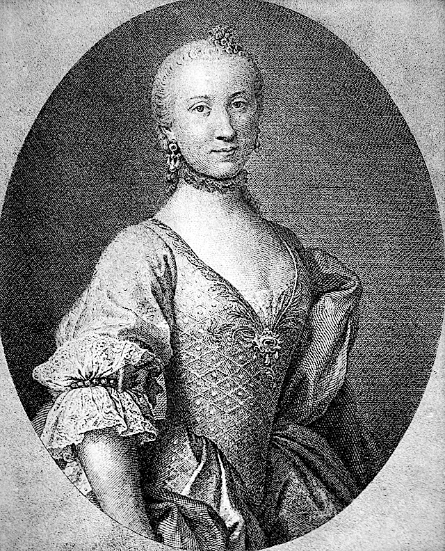 """1785"" Amalia z  Bruehlow Mniszchowa by D. Canego (location unknown to gogm)"