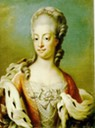 1788 Queen Sophie-Magdalene of Sweden, née Denmark by ? (location unknown to gogm)