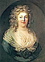 1789 Friederike Luise by Anton Graff (Schloß Freienwalde - Bad Freienwalde, Brandenburg Germany)