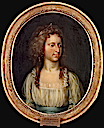 1790 Louise Auguste of Denmark by Jens Juel (location unknown to gogm)