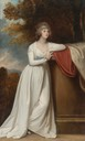 1793 (24 March) Barbara, Marchioness of Donegall by George Romney (auctioned by Sotheby's)