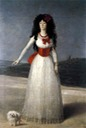 1795 Duchess of Alba by Francisco José de Goya y Lucientes (Alba family collection)