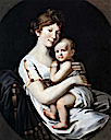 1796 Luise with Friedrich Wilhelm by Johann Heinrich Schröder (location unknown to gogm)