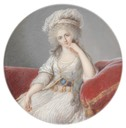 ca. 1800 Adélaïde de Bourbon, mother of Louis Philippe, by Élisabeth-Louise Vigée-Lebrun (Boris Wilnitsky)