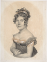 1804 Lady of the Court of Napoléon I attributed to Jean-Baptiste Isabey (Metropolitan Museum of Art - New York City, New York, USA) From the museum's Web site