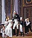 1806 Friedrich Wilhelm III and His Family by Heinrich Anton Dähling (location unknown to gogm)