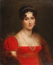 1808 Eglée Auguie Ney, duchese d'Elchingen, 1st Princess de la Moskowa (1782-1856) by Baron François Pascal Simon Gérard (The Albany Institute of History and Art - Albany, New York USA)