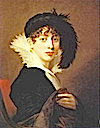 1808 Countess Sophia Stroganoff by Jean-Laurent Mosnier (Russian Museum, St. Petersburg)