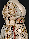 1809 Swedish court dress