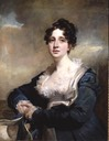 ca. 1810 Margaret Anne Forbes-Drummond, Lady Walker Drummond by Sir Henry Raeburn (private collection of the Drummond family)