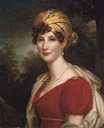 1810s Anne Louise Elisabeth de Montmorency (1771-1828) married Alexandre, eighth duc de Rohan in 1785 by Baron François Pascal Simon Gérard and studio (auctioned by Christie's)