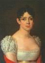 1810s Natalia Stepanovna Golitsyna by Benois Charles Mitoire (location unknown to gogm) Wm fixed cracked substrate flaws