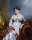 1813 Sophia Hume (1787/1788–1814), Lady Brownlow by William Owen (Belton House - Grantham, Lincolnshire UK)