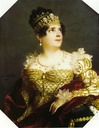 1807 Ivory Miniature of the Empress Joséphine by Ferdinand-Paul-Louis Quaglia