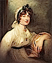 1820 Diana Stuart, Lady Milner by Sir Thomas Lawrence (Kunsthistorisches Museum, Wien)