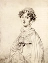 1816 Lady William Henry Cavendish Bentinck, born Lady Mary Acheson by Jean Auguste Dominique Ingres (location unknown to gogm)