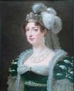 1817 Duchesse d'Angoulême by Antoine-Jean Gros (Bowes Museum, Barnard Castle, County Durham UK)