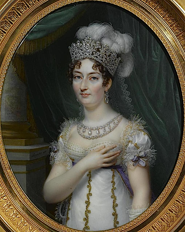 1818 Duchesse d'Angoulême by Jean Baptiste Jacques Augustin (auctioned) FDxPedroro 2May11