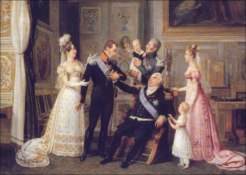 1823 Visite A Nimes De La Duchesse DAngouleme By Antoine Thomas Versailles