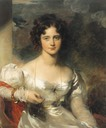 1826 Rosamund Hester Elizabeth Pennell Croker, later Lady Barrow at seventeen by Sir Thomas Lawrence (Albright-Knox Gallery - Buffalo, New York USA)