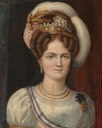 1827 SM la reina de España Doña María Josefa de Sajonia by José Aparicio (Museo Nacional del Prado - Madrid, Spain) From the lost gallery's photostream on flickr