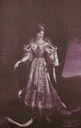 1831 Maria Theresa, Countess of Shrewsbury black and white
