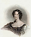 1833 (printed) Sarah Fane, Countess of Jersey color version