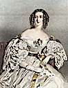 1835 Lady Augusta Baring by A. E. Chalon, engraved by H. T. Ryall