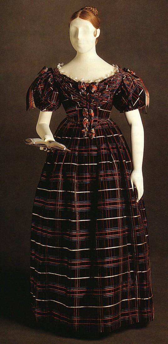 Plaid Petticoats: Balmorality: Queen Victoria\'s Tartan Craze