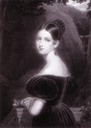 1836 Princess Victoria after Henry Collen