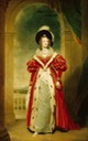 1836 Queen Adelaide by Sir Martin Archer Shee (Royal Collection)
