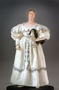 1837 Queen Victoria figurine