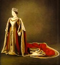 1838-1851 Parliament robes of Queen Victoria